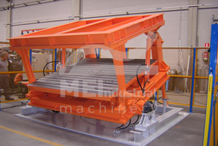 PU mould carriers