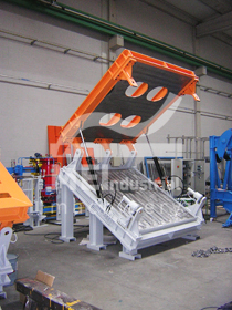 Mould carriers for interior sound proofing