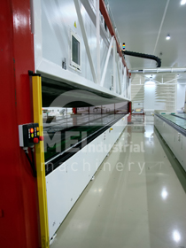 Forming temperature ovens