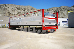 International relocation of machinery