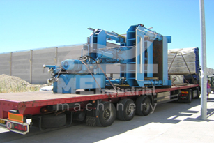 Factory relocation of machinery